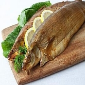 White Fish Wild Caught Hot Smoked (1 lb)