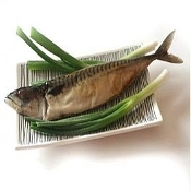 Nowegian Mackerel Wild Caught - Smoked (1 lb)