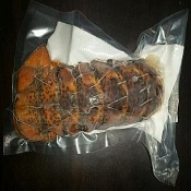 Wild Caught Warm Water Lobster Tail (8 or 16oz)