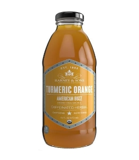 Tea - Turmeric Orange Organic (16oz)