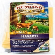 Havarti - Organic Grass Fed Cheese 6 oz