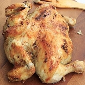 Chicken (Whole) Organic 4.5lb