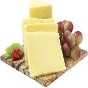 CHEESE- Bunker Hill Lacey Baby Swiss Cheese (8oz)