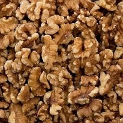 Nuts- Walnuts Organic Halves and Pieces (1/2 or 1lb)