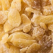 "Ginger- Organic Dehydrated ""Crystalized"" (6oz)"