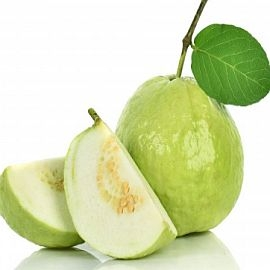 Guava Organically Grown LOCAL- (each)