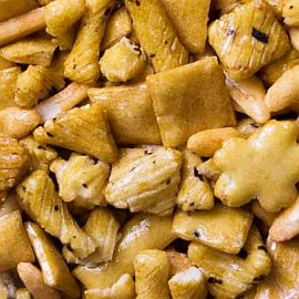 Snack- Rice Cracker Mix (8oz)