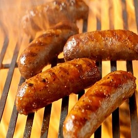 Wild Boar Brat - Green Pepper and Onion (4-3oz brats)