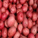Potatoes Red Organic Grown (1 or 5lb)